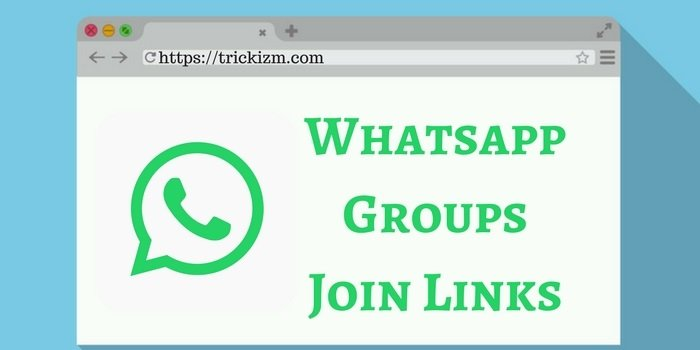 Whatsapp Groups Join Links