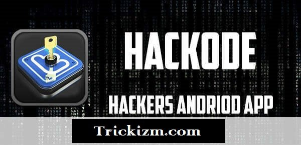 Hackode Non-Rooted Android Hacking Apps