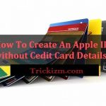 How to Create an Apple ID without Credit Card Details