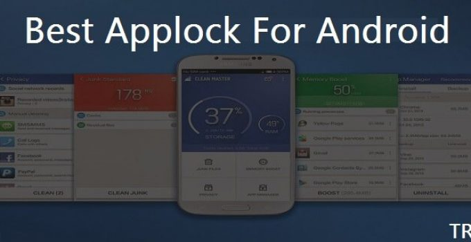 Best Applock for Android