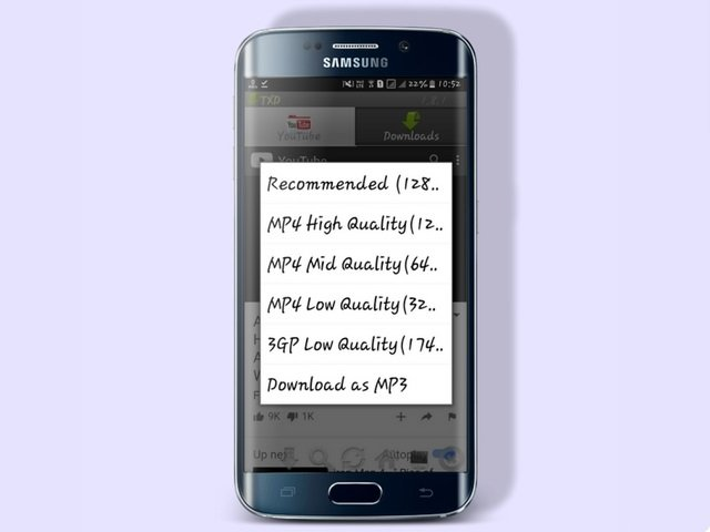 TXD Android Youtube Downloader App