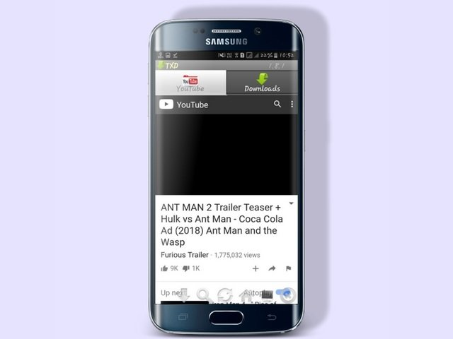 TXD Youtube Downloader For Android