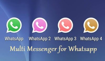 Multi Messenger for Whatsapp