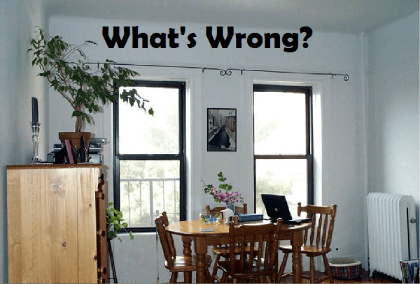 Whats Wrong With This Room?