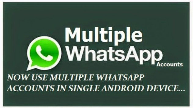 Use More than One Whatsapp Account In A Single Phone