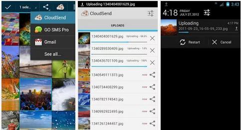Share Big Files, PDF, EXE, ZIP, APK, RAR