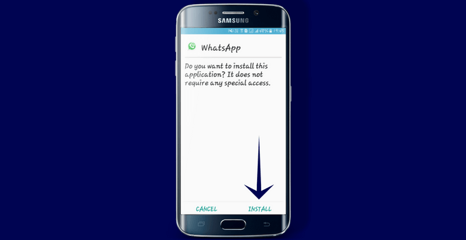 download and install gbwhatsapp apk app