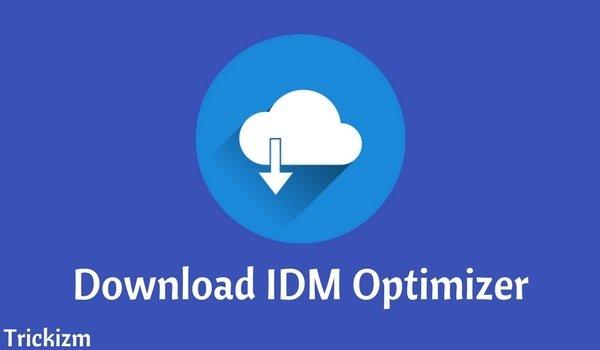 Download IDM Optimizer