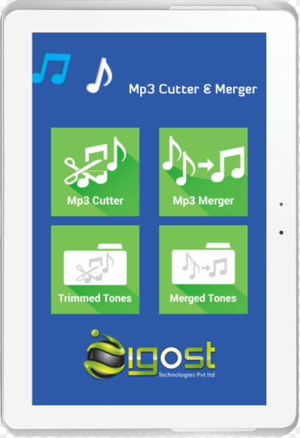 MP3 Cutter Audio Merge