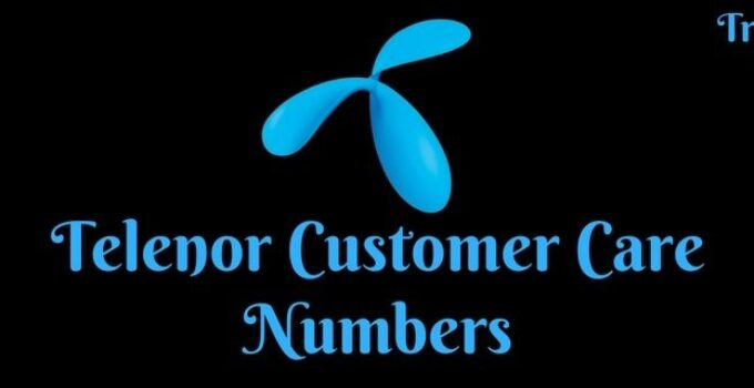 Telenor Customer Care Numbers