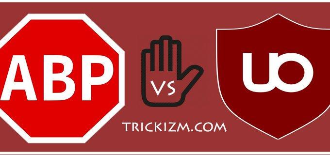 Adblock Plus vs uBlock Origin