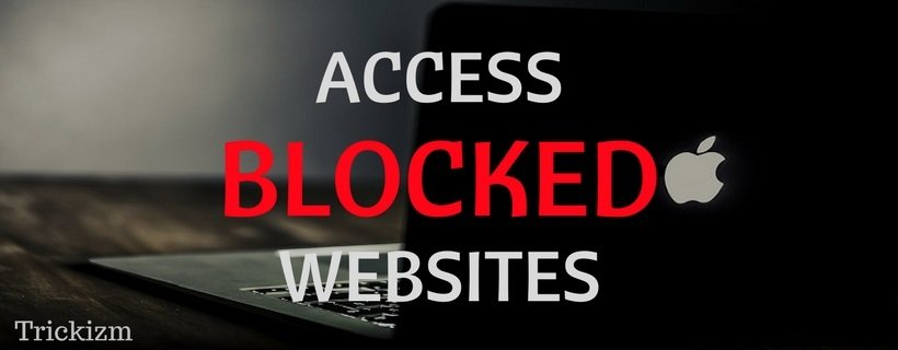 How To Access Blocked Websites?
