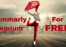 Grammarly Premium Free