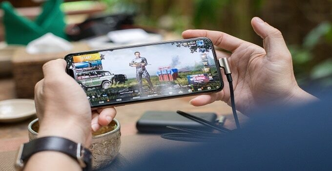 gaming accessories for smartphones